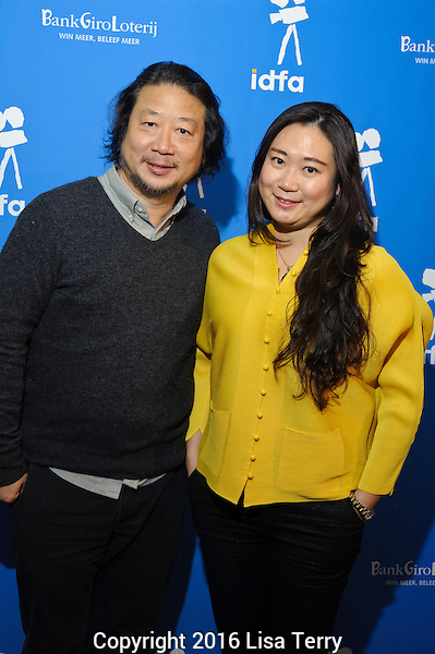 "Haibo Yu, Kiki Tianqi Yu (filmmakers ""China's Van Goghs"")"